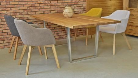 Luxusní dubový konferenční stolek