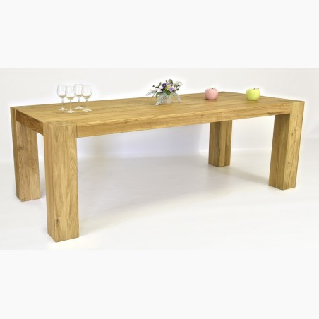 Rustikální konferenční stůl XL