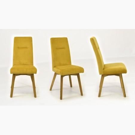 Dubový stůl - nohy A