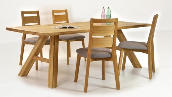 étkezőasztal és székek