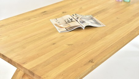Dřevěný jídelní set pro šesti