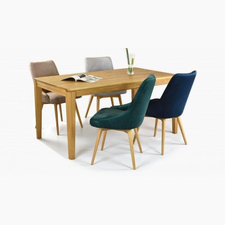 Luxus tölgyfa komód étkezőbe vagy nappaliba, Typ 49