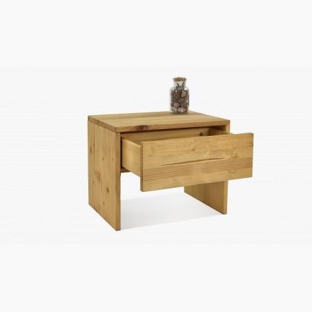 Dřevěný regál v provence stylu, France typ 13