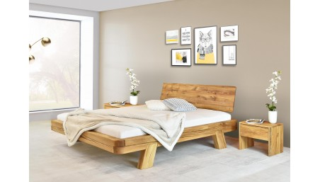 Provence stílusú ágy