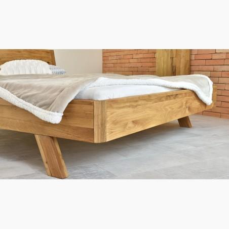 Dubový stůl z masivu 160 x 90 cm