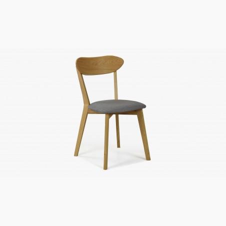 Masivní stůl dub Linda + židle bella